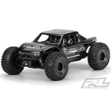 Proline Racing PRO3454-00 - Pro-Line Ford F-150 Raptor Clear Body for Yeti
