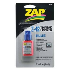 ZAP PT-42 - Zap Blue Thread Locker