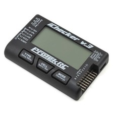 ProTek PTK-211 - ProTek RC iChecker 3.0 LCD battery checker