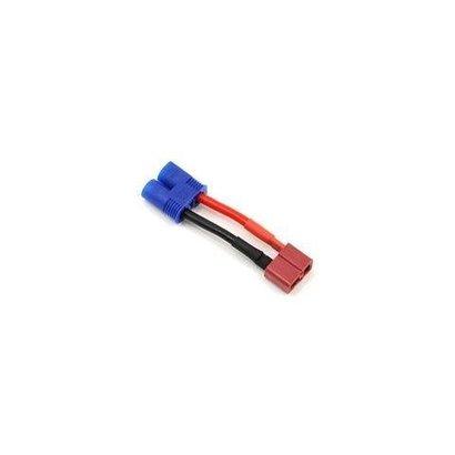 ProTek PTK-5234 - ProTek RC EC3 Style Plug to T/Deans Style Plug adapter