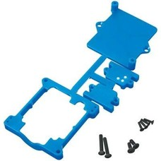 RPM R/C Products RPM73275 - RPM Products ESC Cage Sidewinder 3, Blue, SLH,ST,RU,BA (RPM73275)