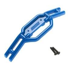 RPM R/C Products RPM73985 - RPM Front Bumper Blue 1/16 E-Revo
