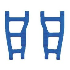 RPM R/C Products RPM80595 - RPM Rear A-Arms Blue Slash