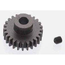Robinson RRP8625 - Robinson Racing X-Hard Black Steel Pinion 32P 25T 5mm