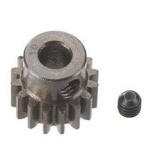 Robinson RRP8716 - Robinson Racing Pinion Gear Xtra Hard 5mm 8 Mod 16T