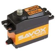 Savox SAV1256TG - Savox STANDARD SIZE CORELESS DIGITAL SERVO .15/277
