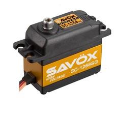 Savox SAVSC1268SG - Savox HIGH TORQUE DIGITAL SERVO .11/347 @7.4V