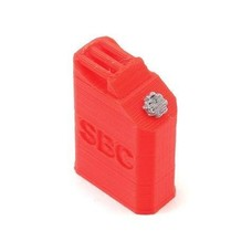 Scale By Chris SBC001RED - SBC Scale Jerry Can (Red)