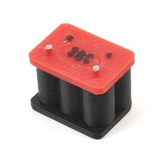 Scale By Chris SBC019R - SBC Red Top Scale Battery