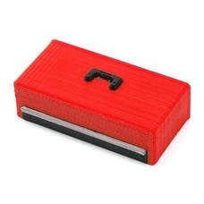 Scale By Chris 018HRTB - SBC 1/2 Tool Box (Red)