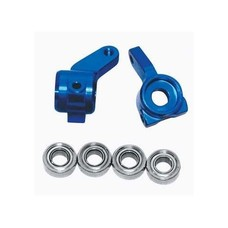 ST Racing Concepts ST3636B - STRC Oversized Front Knuckles w/Bearings (Blue) Slash