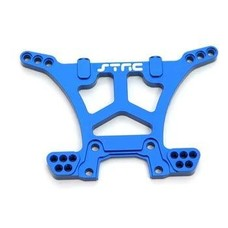 ST Racing Concepts ST6830B - STRC CNC Aluminum HD Rear Shock Tower Blue Slash 4X4