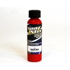 spaz stix SZX12300 - Spazstix Solid Red Airbrush Paint 2oz