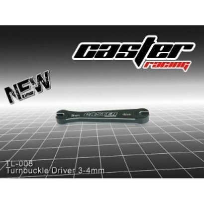 Caster Racing TL-008 - Caster Racing Turnbuckle Wrench 3-4mm