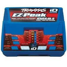 Traxxas TRA2972 - Traxxas EZ-Peak Plus 100W NiMH/LiPo Dual Charger