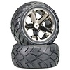 Traxxas TRA3773A - Traxxas Anaconda Rear Tire/All-Star Wheel (2)