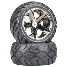 Traxxas TRA3773A - Traxxas Anaconda Rear Tire/All-Star Wheel (2)