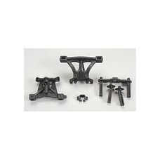 Traxxas TRA5314 - Traxxas Front and Rear  Body Mounts with Posts & Pins Revo