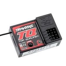 Traxxas TRA6519 - Traxxas Receiver Micro TQ 2.4GHz (3CH)
