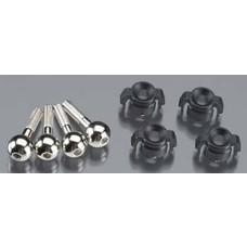 Traxxas TRA7033 - Traxxas Pivot Balls/Caps VXL (4)