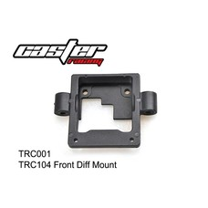 Caster Racing TRC001 - Caster Racing Front Diff mount