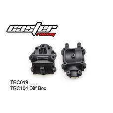 Caster Racing TRC019 - Caster Racing Diff Box