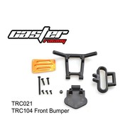 Caster Racing TRC021 - Caster Racing  Front Bumper Caster Spare Parts