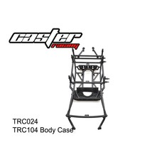 Caster Racing TRC024 - Caster Racing Rock Racer Replacement Cage