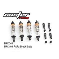 Caster Racing TRC041 - Caster Racing Rock Buggy Replacment shocks