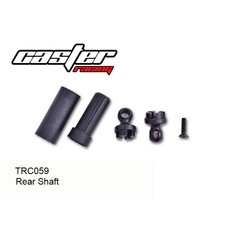 Caster Racing TRC059 - Caster Racing Rear Center Drive Shaft