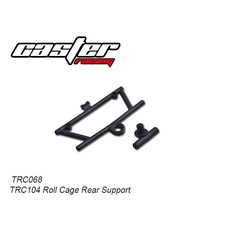 Caster Racing TRC068 - Caster Racing Roll Cage Rear Support