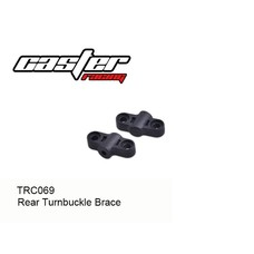 Caster Racing TRC069 - Caster Racing Rear Turnbuckle Brace