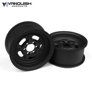 Vanquish VPS06583 - Vanquish SHR 2.2 VINTAGE WHEEL BLACK ANODIZED