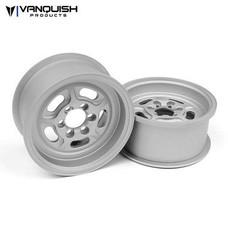 Vanquish VPS06584 - Vanquish SHR 2.2 VINTAGE WHEEL CLEAR ANODIZED