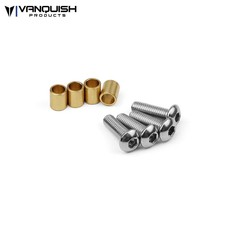 Vanquish VPS07511 - Vanquish SCX10-2 Knuckle Bushings (4pcs)