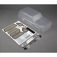 Vaterra VTR230041 - Vaterra Chevy Blazer K5 4x4 Body Set Unpainted