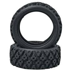 Tamiya TAM50476 - Tamiya Rally Block Tire 62 (2