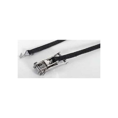 """RC4WD Z-S1009 - RC4WD Ratchet Tie Down Assembly w/ Hook Ends (555mm/21"""")"""