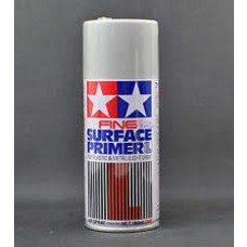 Tamiya TAM87064 - Tamiya Fine Surface Primer L Light Gray 180 ml