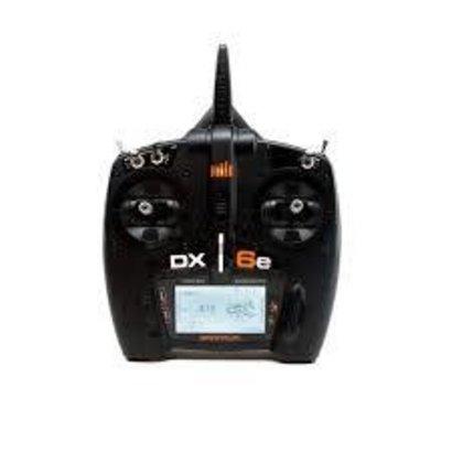 Spektrum SPM6650 - Spektrum DX6E Radio