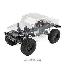 ECX ECX01011 - ECX Barrage 1.9 4wd scale Brushed Kit