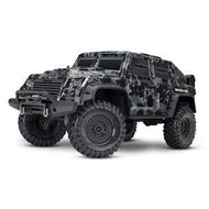 Traxxas TRA82066-4 - Traxxas TRX4 Tactical unit