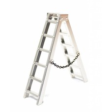 Rage RCE3402 - Rage 1/10 Scaler Aluminum Step Ladder (100mm)