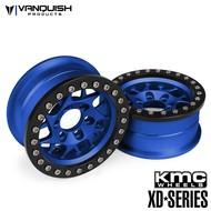 Vanquish VPS07714 - Vanquish XD127 Bully Blue w/ Black Ring
