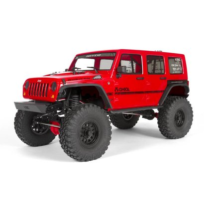 Axial AX90060 - Axial 1/10 SCX10 II '17 Jeep Wrangler Unlimited CRC RTR