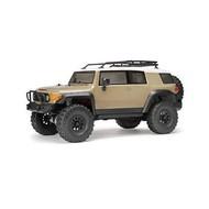 HPI Racing HPI117165 - HPI Venture FJ Cruiser RTR 4WD Scale Crawler (Sandstorm)