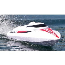 "ProBoat PRB08023 - ProBoat React 9"" Self-Righting Brushed Deep-V RTR"