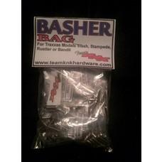 Team KNK KNKBash - Traxxas Basher Bag Stainless Hardware (Rustler, Stampede, Slash 2wd, Bandit)