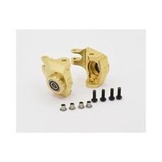 Hot Racing SCXT21HM - Hot Racing Brass Heavy Metal HD Front Knuckle SCX10.2