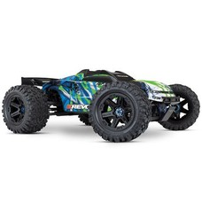 Traxxas TRA86086 - Traxxas E-Revo VXL 2.0 RTR 4WD Electric Monster Truck  **Color Varies**